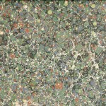 Caillouté Vert