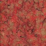 Caillouté Ancien Rouge