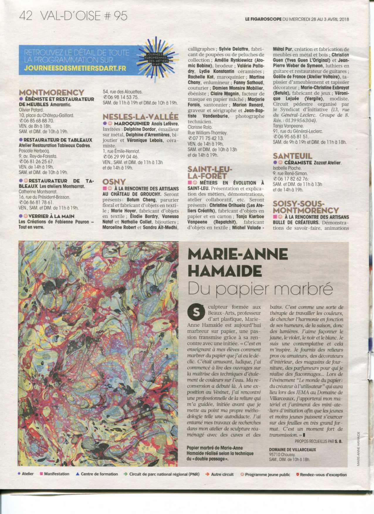 Article Figaroscope